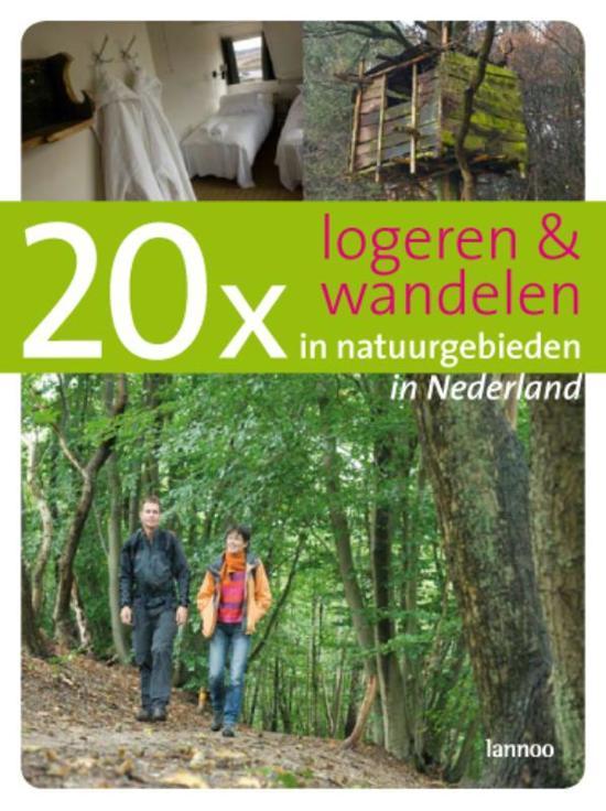 Logeren en Wandelen in Nederland