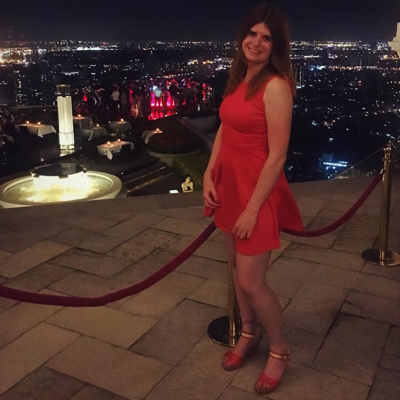 Sirocco Skytower bangkok