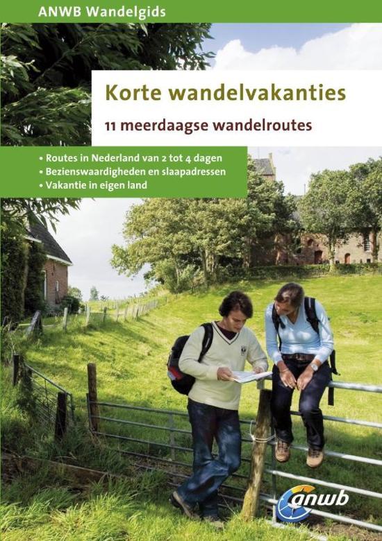 Korte wandelvakanties in Nederland