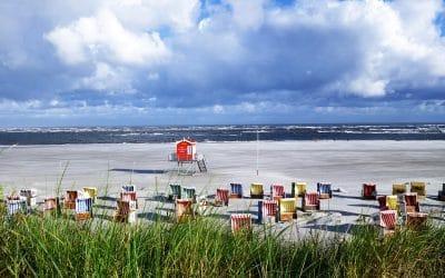De Oost-Friese Waddeneilanden van Duitsland | ken jij ze?