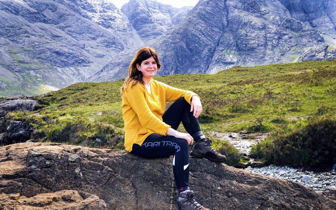 Getest op Schotland: de wandellegging van Kari Traa