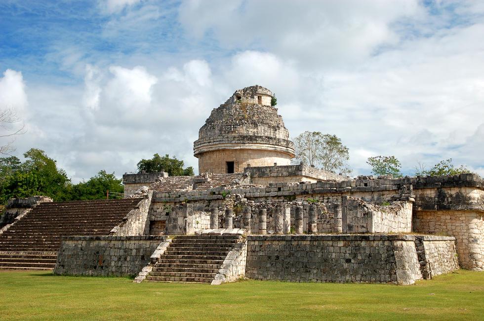 ABC wishlist, wishlist abc, maya cultuur, maya-stad, El Caracol,