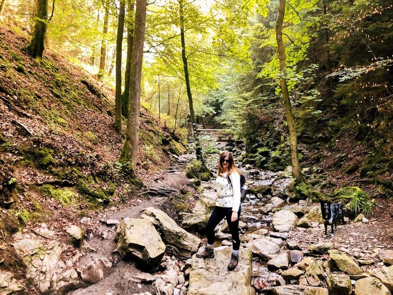 Wandeling Ninglinspo Ardennen