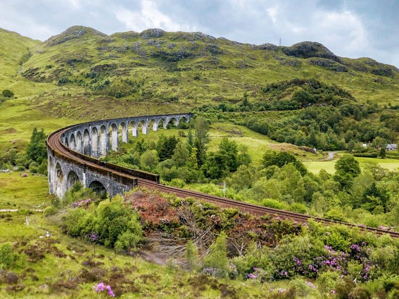 Glenfinnan Viaduct bezoeken