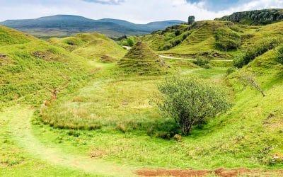 Fairy Glen | het sprookje van Isle of Skye