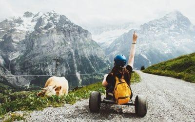 Avontuurlijk Grindelwald met de Adventure Pack