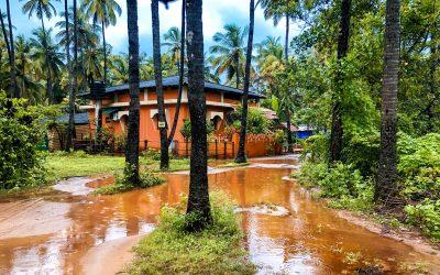 Wat te doen in Zuid-Goa met slecht weer