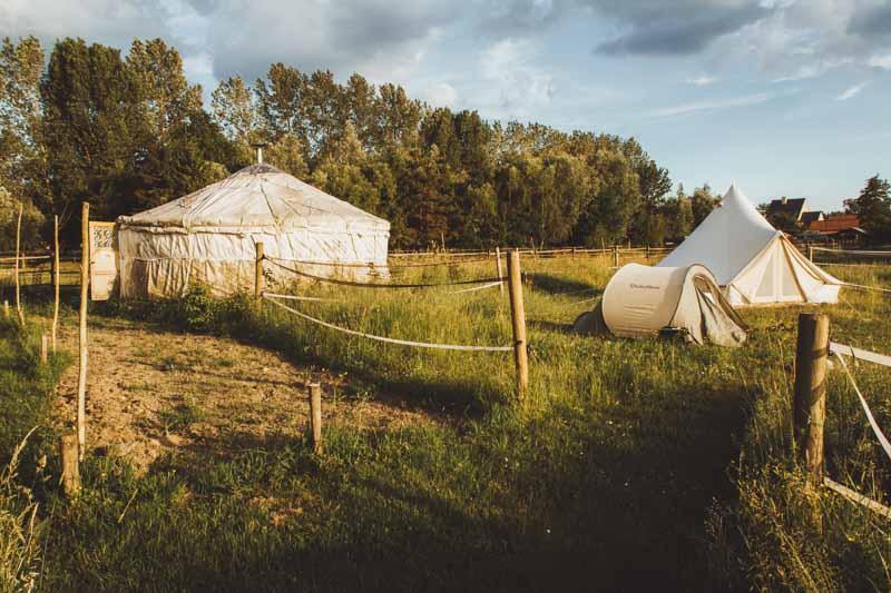 Den Dolaard Campspace