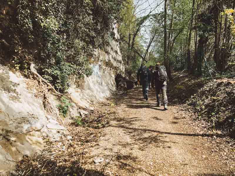 Dutch Mountain Trail langeafstandswandeling Nederland