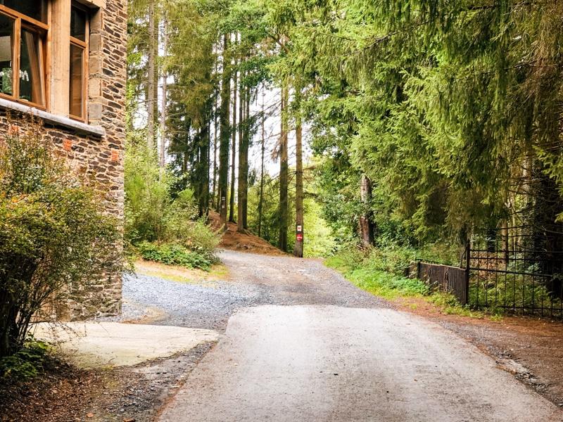 Feeënvallei wandeling Ardennen