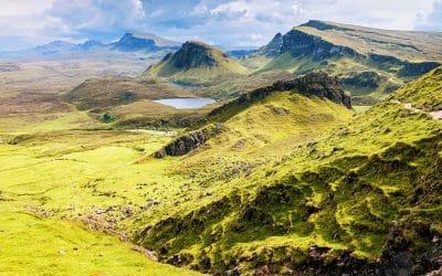 Quiraing hike, de mooiste wandeling op Isle of Skye