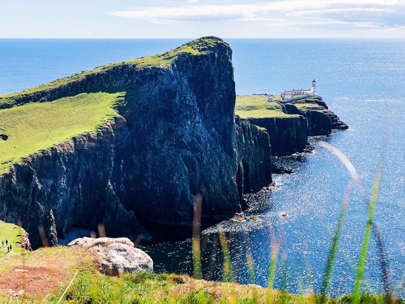 Wandelen op Isle of Skye