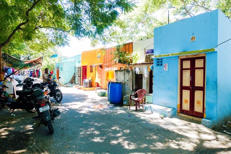 Chennai bezoeken