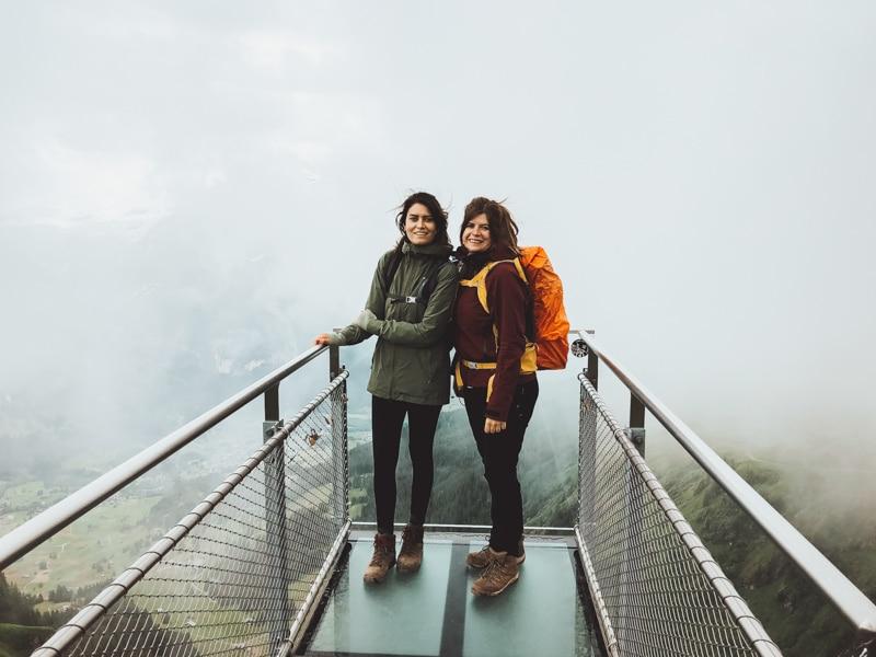 Frist Cliff Walk Grindelwald
