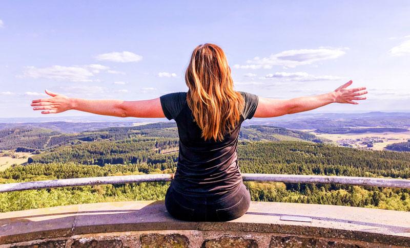 Hohe Acht: het hoogste plekje van de Eifel