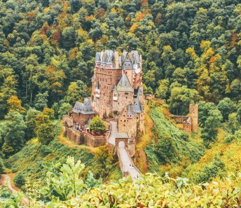 Wandelen bij Burg Eltz