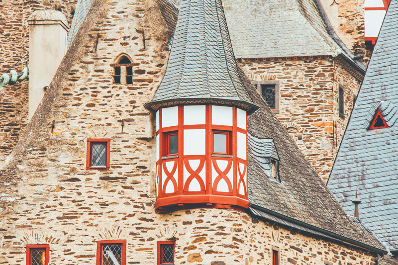 Bezoeken van Burg Eltz
