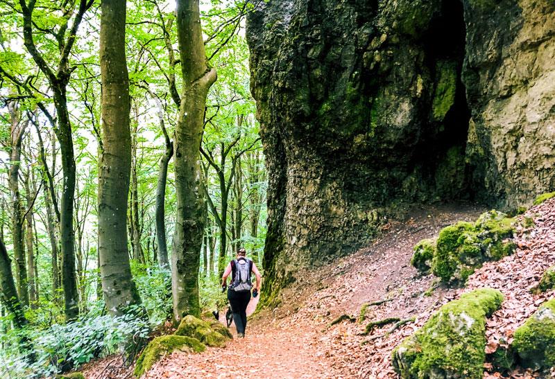 Wandelen van het Gerolsteiner Felsenpfad, Gerolsteiner Felsenpfad, Gerolsteiner Felsenpfad wandeling, wandeling Gerolsteiner Felsenpfad eifel, wandeling Gerolsteiner Felsenpfad, Gerolsteiner Felsenpfad eifel