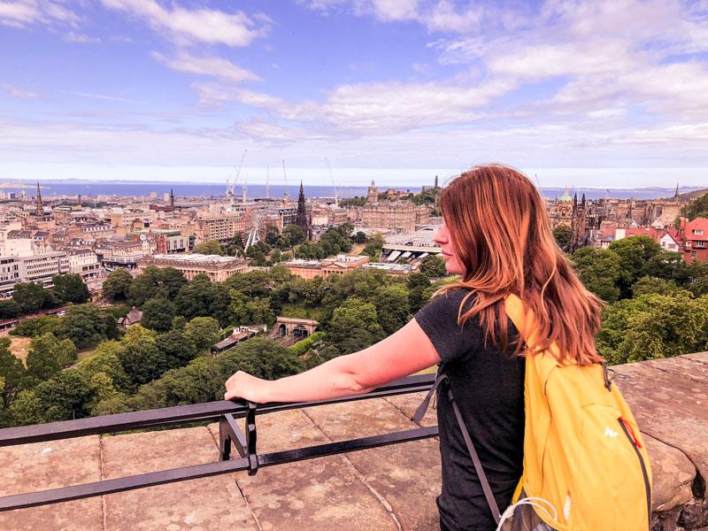 Edinburgh Castle bezienswaardigheden