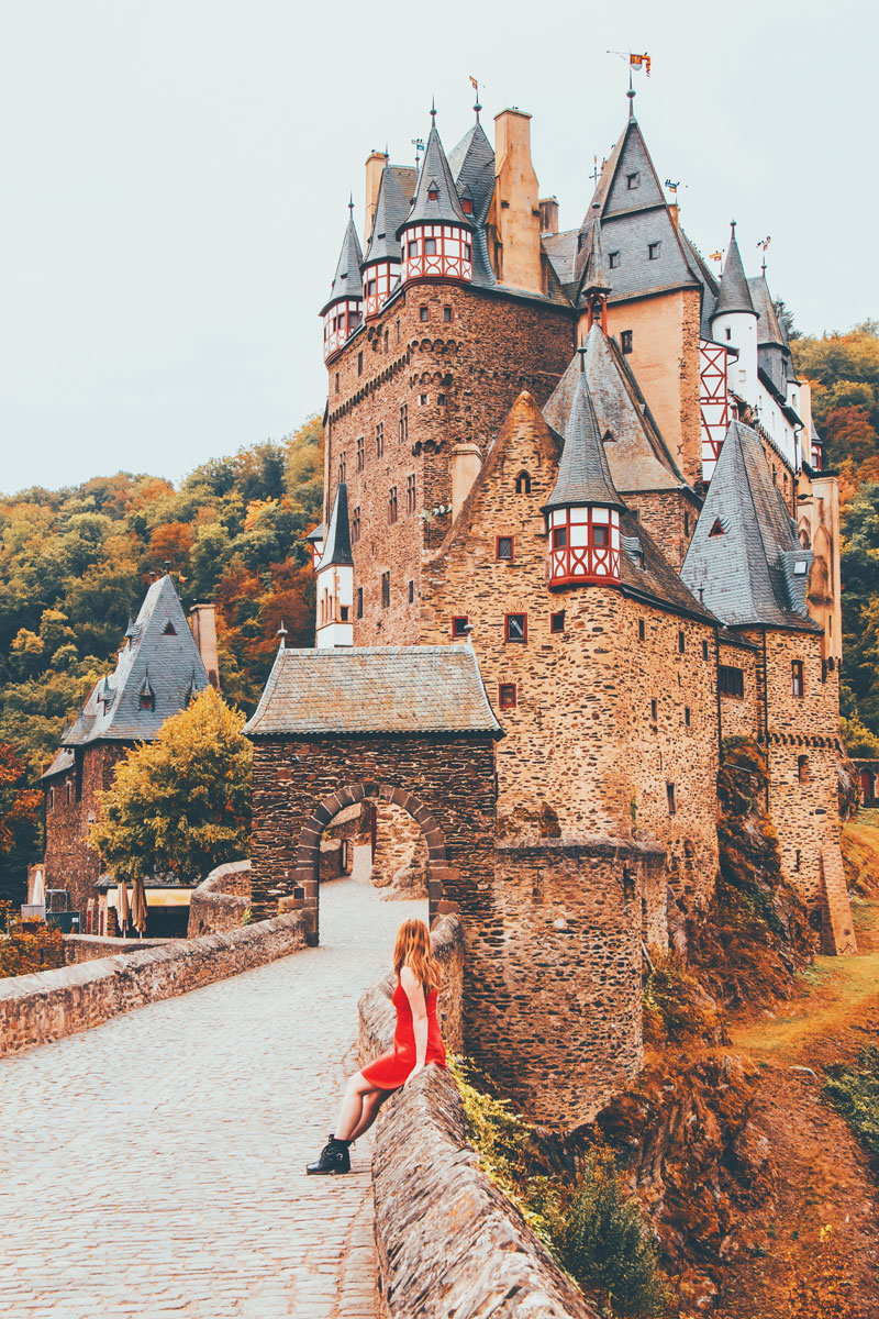Bezoek Burg Eltz