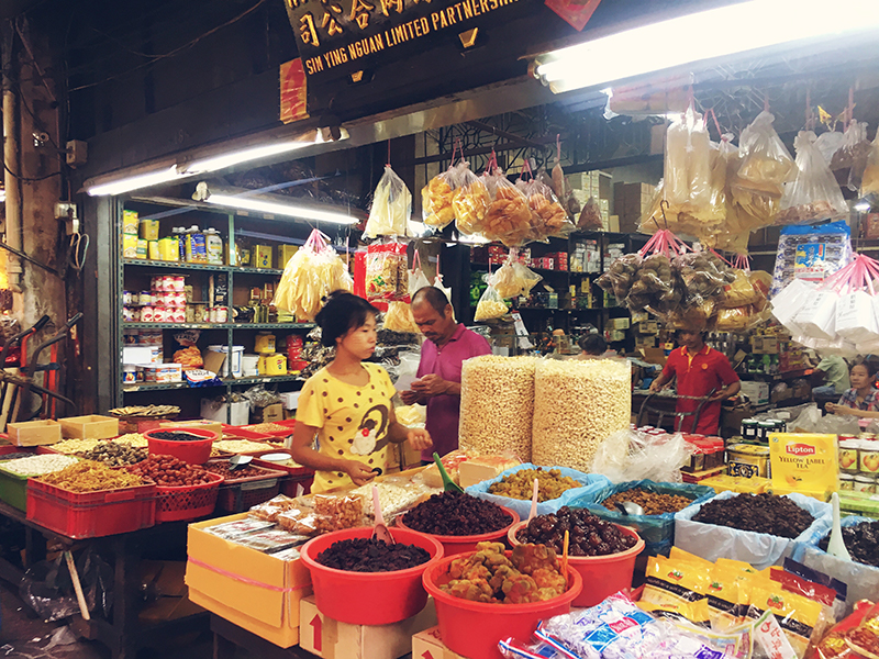 Chinatown Bangkok, Co van Kessel, Fietsen door Bangkok