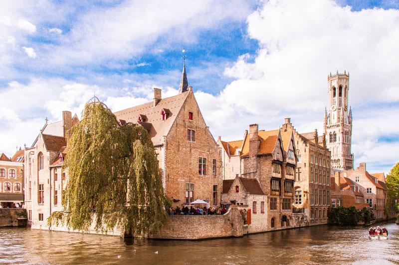 Tips voor 24 uur in Brugge