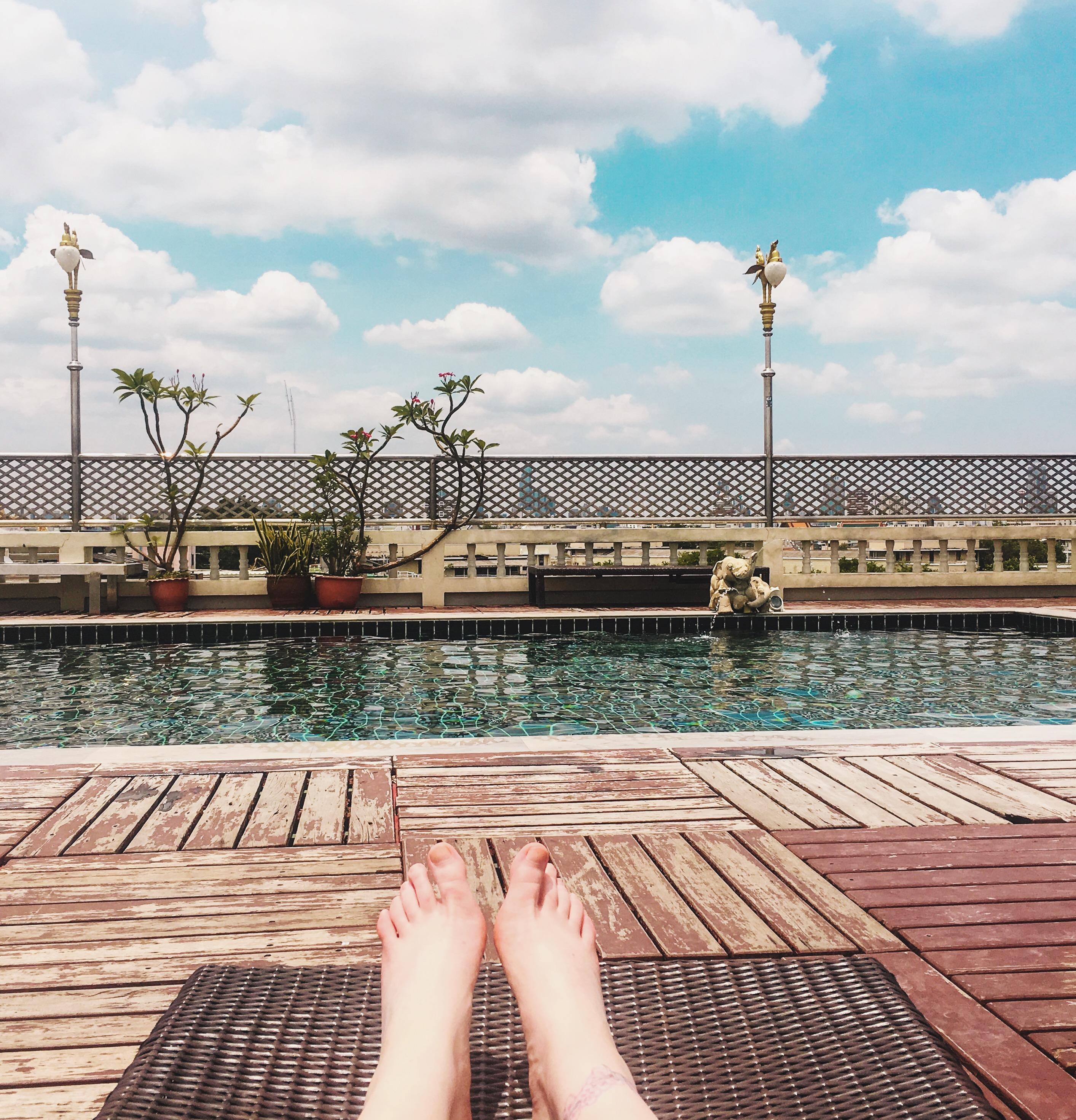 reisdilemma: d&d in hotel bangkok