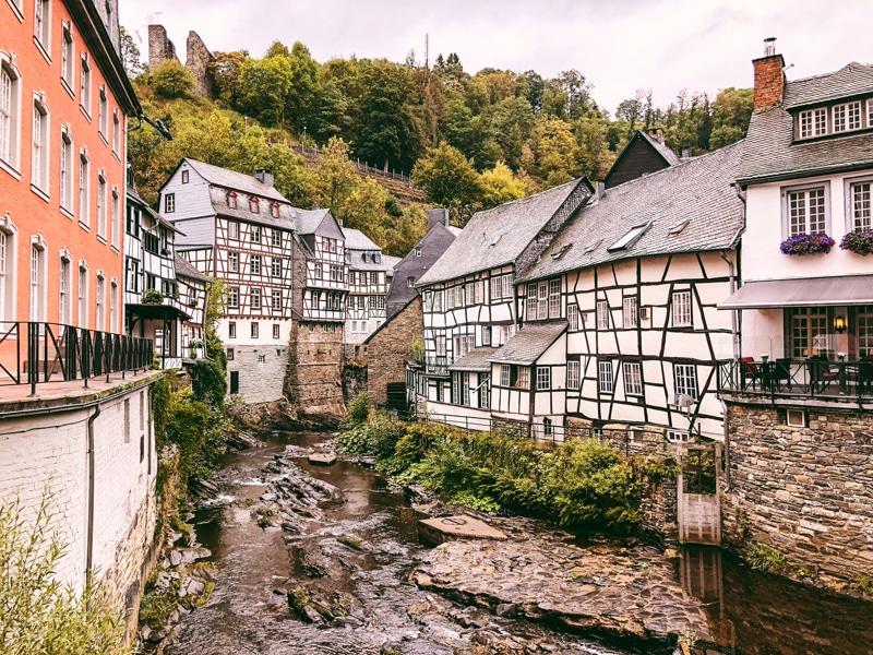 Monschau: bezoek de Parel van de Eifel