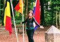 Bezoek aan het Drielandenpunt en hoogste plekje van Nederland