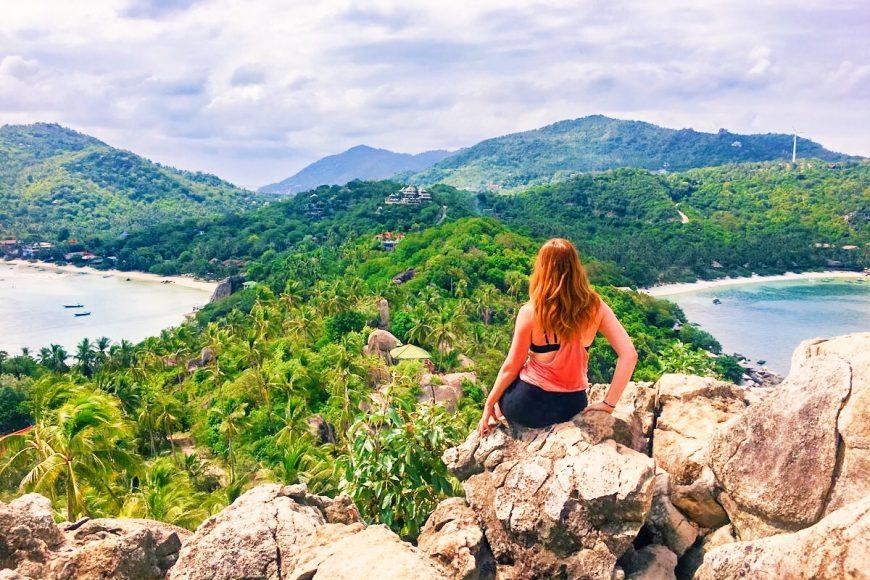 Uitzicht vanaf John Suwan Viewpoint