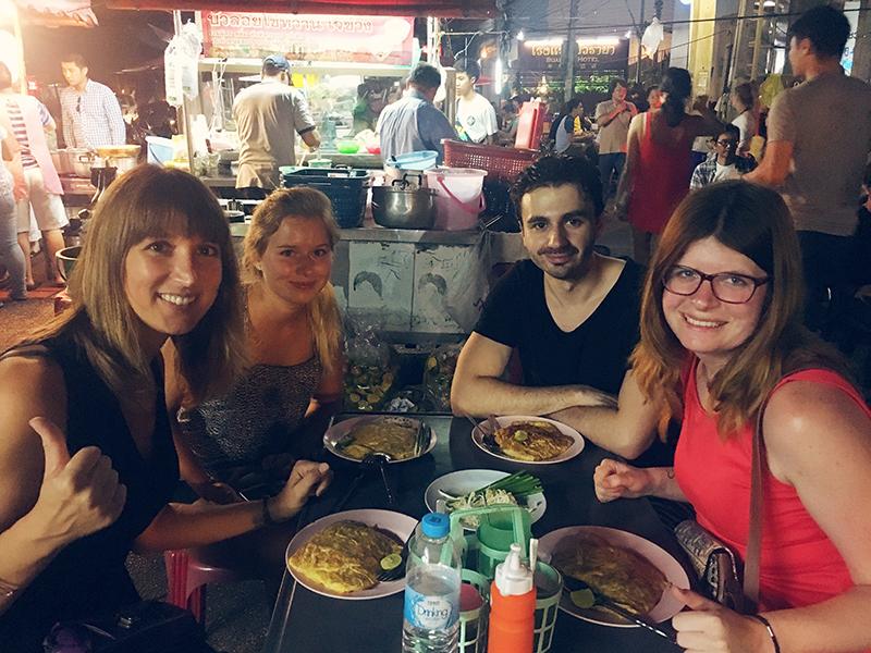 uit eten in chiang mai