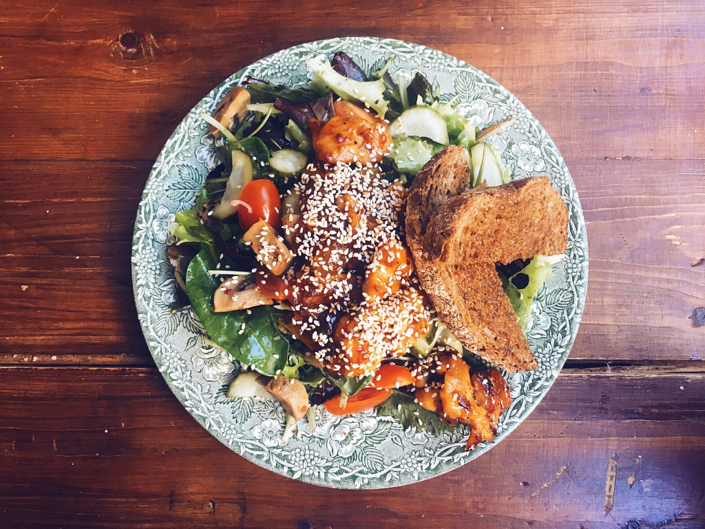 jan en allemaal breda, jan en alleman, salade, uit eten, heerlijk eten, Monthly favorites, hotspot, hotspot breda,