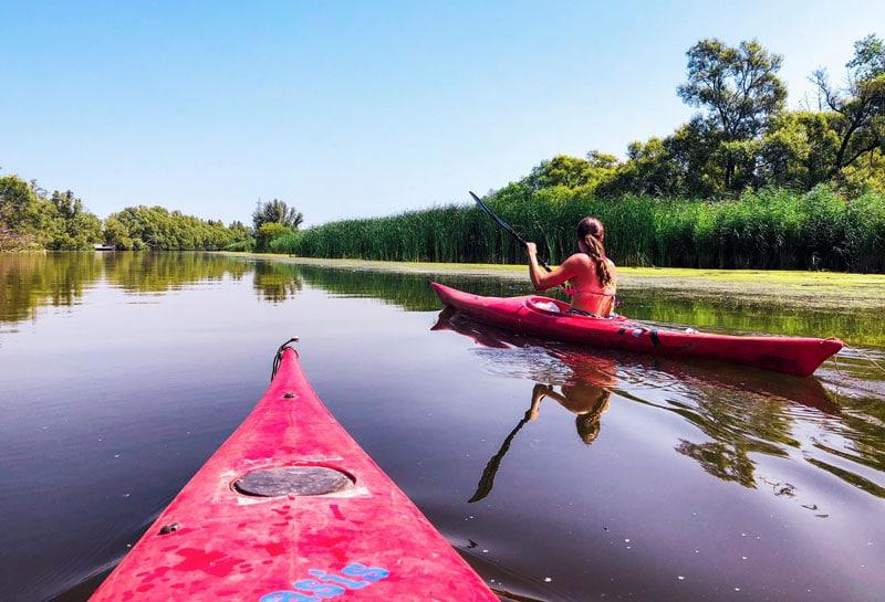 Watersportactiviteiten in Nederland