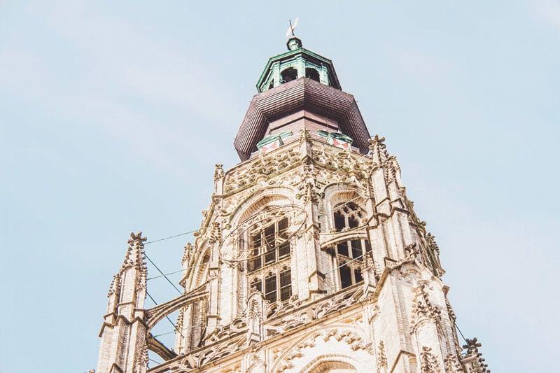 Grote Kerk Breda, grote kerk, breda, wat te doen in breda, beklimming grote kerk breda, beklimming kerktoren breda, onze lieve vrouwekerk breda,