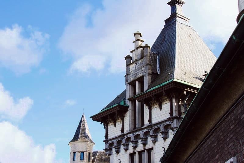 Kasteel het Steen in Antwerpen