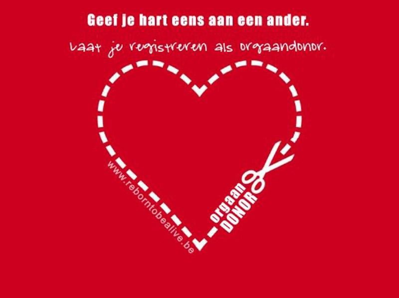 orgaandonor, orgaan, donor, donorweek, bucket list, orgaandonor worden,
