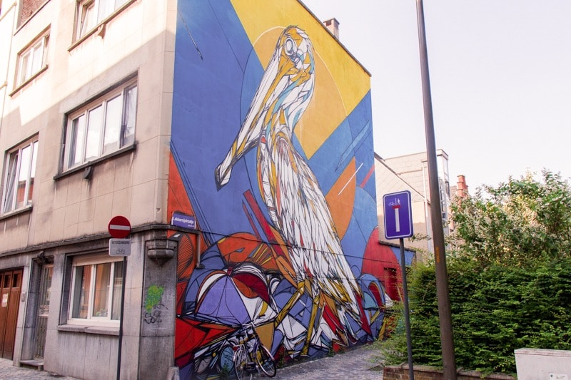 Street Art Mechelen