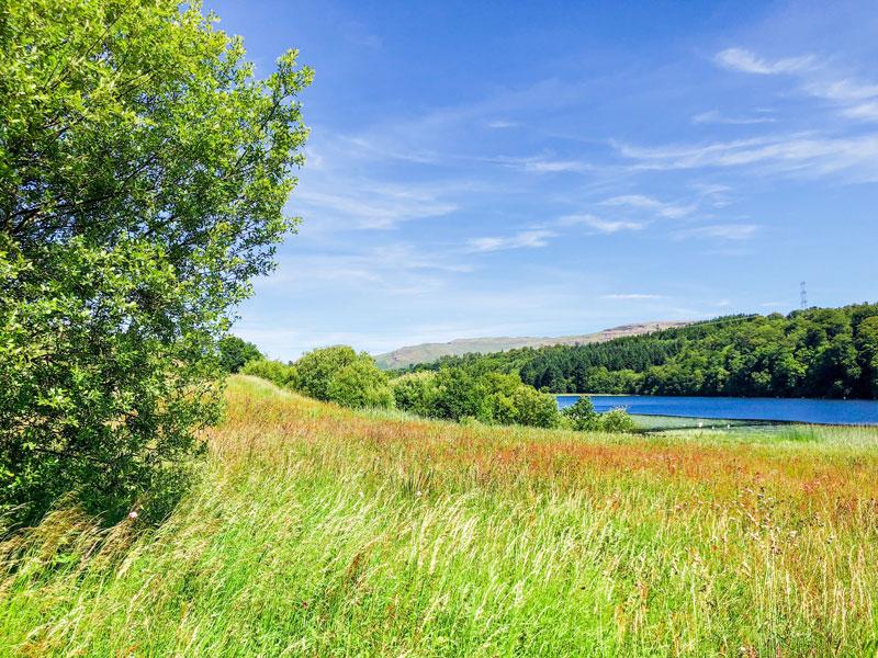 West Highland Way hiken begin