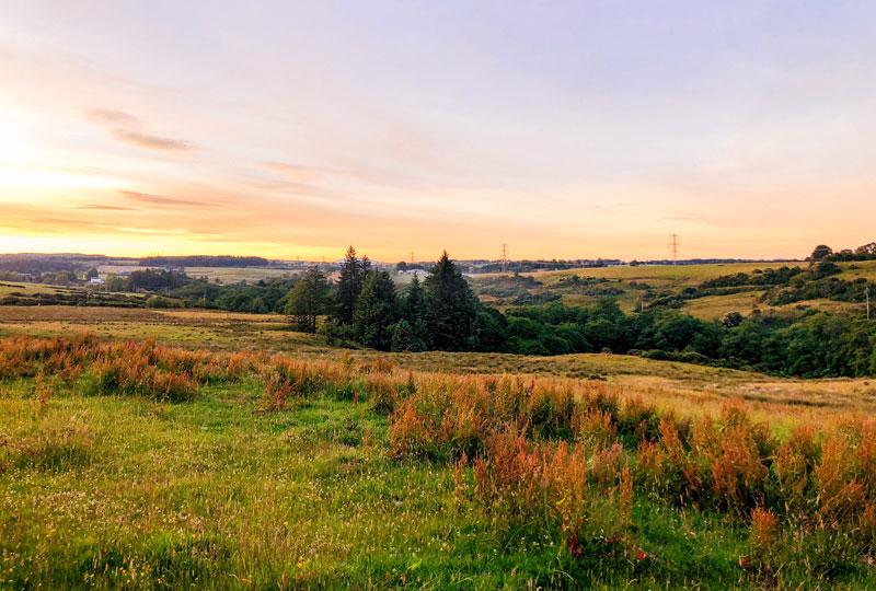 From Milngavie to Drymen | West Highland Way | Walking day 1