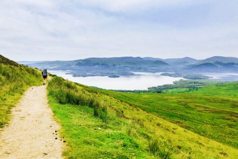 Het lopen van de West Highland Way, West Highland Way, West Highland Way schotland, schotland, hiken in schotland, hiken schotland, lange afstandswandeling,
