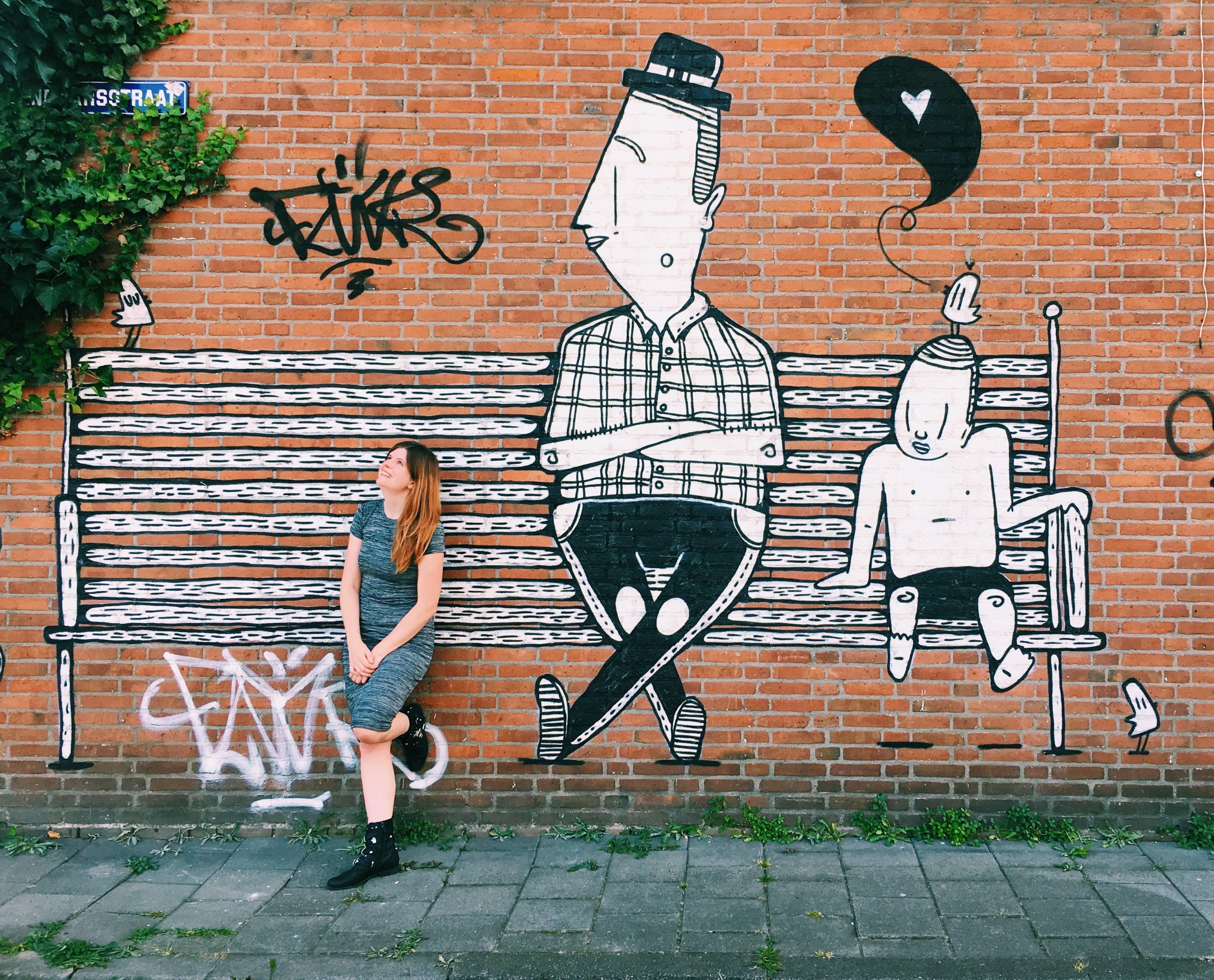 Street Art | Den Bosch in Nederland