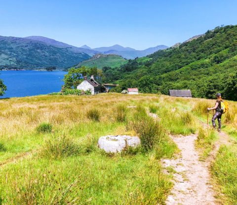 West Highland Way lopen in Schotland, West Highland Way, West Highland Way Schotland, hiken in Schotland, hiken Schotland, wandelen in Schotland, avontuurlijk hiken, inversnaid naar crianlarich