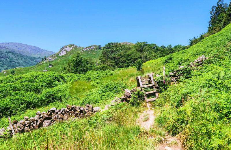 Loch Lomond hiken