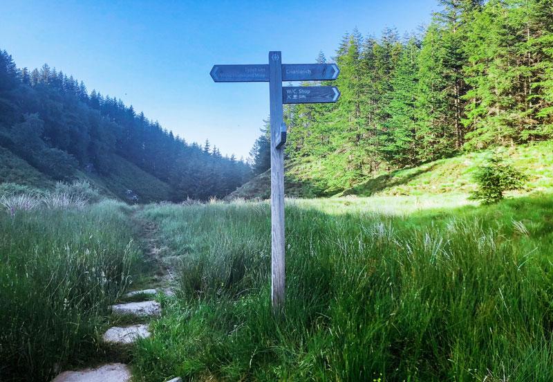 West Highland Way wandelen