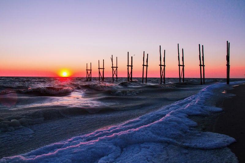 zonsopgang texel, zonsopgang op texel, sunrice, sunrice holland, waddeneiland, waddeneiland texel,