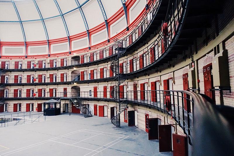 Bezoek Koepelgevangenis Breda