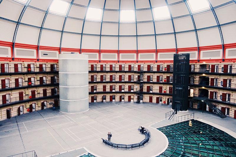 Bezoek aan de voormalige Koepelgevangenis in Breda