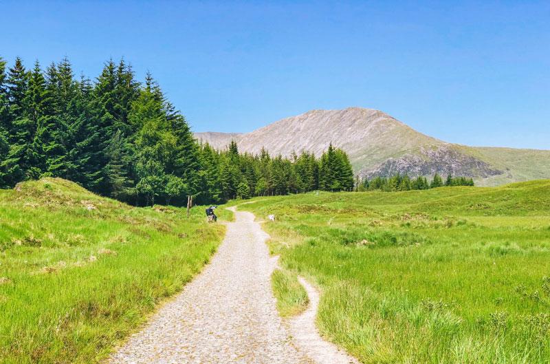 West Highland Way etappe 6