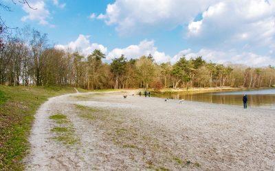 Wandelen bij Galderse Meren in Breda