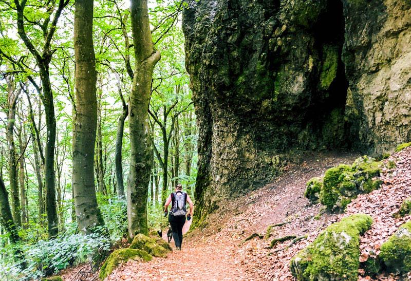 Gerolsteiner Felsenpfad wandeling